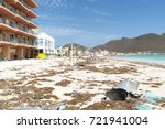 St.maarten Boardwalk Hurricane...