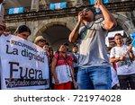antigua  guatemala   september... | Shutterstock . vector #721974028