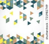 vector background. brand new... | Shutterstock .eps vector #721982749