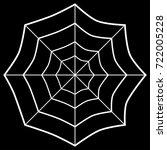 spider web | Shutterstock .eps vector #722005228
