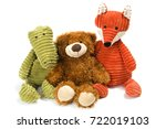 stuffed animals | Shutterstock . vector #722019103