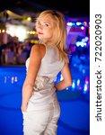 odessa  ukraine august 7  2015  ... | Shutterstock . vector #722020903