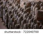 xian  china   may 11  2017  ...   Shutterstock . vector #722040700