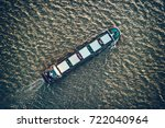 aerial view of general cargo...
