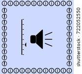 volume control icon  sound...