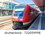 munich  germany   july 25  2017 ...   Shutterstock . vector #722054998