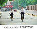 guangzhou guangdong china...   Shutterstock . vector #722057800