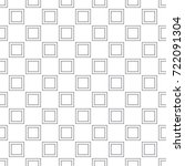 abstract square pattern  ...   Shutterstock .eps vector #722091304