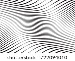 abstract twisted background....   Shutterstock .eps vector #722094010