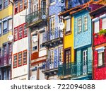 porto  portugal  on june 17 ... | Shutterstock . vector #722094088