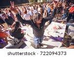 odessa  ukraine september 6 ... | Shutterstock . vector #722094373