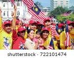 kuala lumpur  malaysia. 31st...   Shutterstock . vector #722101474