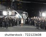 new york  ny   september 09 ... | Shutterstock . vector #722123608