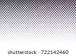 dark purple vector modern... | Shutterstock .eps vector #722142460