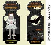 Halloween Invitation Template...
