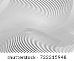 abstract twisted background.... | Shutterstock .eps vector #722215948