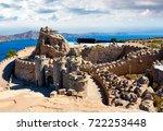 cartagena  spain   september 10 ... | Shutterstock . vector #722253448