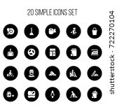 set of 20 editable cleanup...