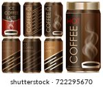 package design for different... | Shutterstock .eps vector #722295670