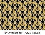 seamless raster background.... | Shutterstock . vector #722345686