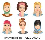 Female Hairstyles With...