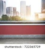 Chinese City Scene