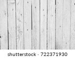 bleached image of old weathered ... | Shutterstock . vector #722371930