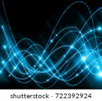 abstract background with... | Shutterstock . vector #722392924