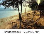 tropical beach  viet nam | Shutterstock . vector #722430784