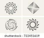 logos design. vector... | Shutterstock .eps vector #722451619