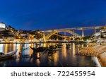 porto | Shutterstock . vector #722455954