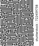 abstract vector background... | Shutterstock .eps vector #722459758