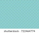 abstract multicolored... | Shutterstock . vector #722464774