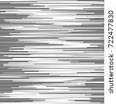 horizontal black lines | Shutterstock .eps vector #722477830