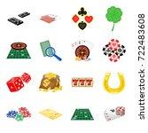 entertainment  leisure ... | Shutterstock .eps vector #722483608