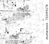 texture black and white grunge. ... | Shutterstock . vector #722493178