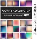 abstract creative concept... | Shutterstock .eps vector #722504074