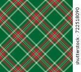 tartan seamless pattern... | Shutterstock .eps vector #722518090