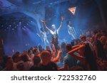 odessa  ukraine july 11  2014 ... | Shutterstock . vector #722532760
