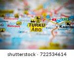 Small photo of Turku Abo on map.