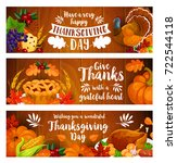 Thanksgiving Greeting Banner...