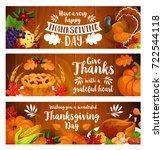 Thanksgiving Greeting Banner...