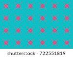 raster illustration. flowers on ... | Shutterstock . vector #722551819