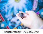 play board game | Shutterstock . vector #722552290