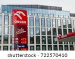 wroclaw  poland   september 16  ... | Shutterstock . vector #722570410