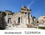 The Ruins Of The Capitolium Or...