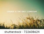 life motivational and...   Shutterstock . vector #722608624