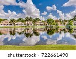 coconut creek  fl  usa  view of ... | Shutterstock . vector #722661490