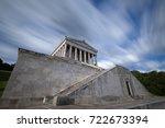 regensburg  germany   august 05 ... | Shutterstock . vector #722673394