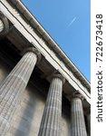 regensburg  germany   august 05 ... | Shutterstock . vector #722673418